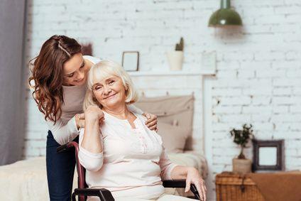 Wohn- und Pflegeeinrichtungen für Senioren